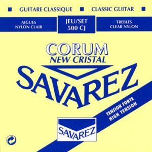 Savarez Cris.Corum 500 CJS - struny do gitary klasycznej