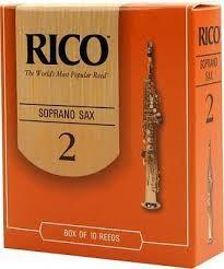 Rico - stroik do saksofonu sopranowego