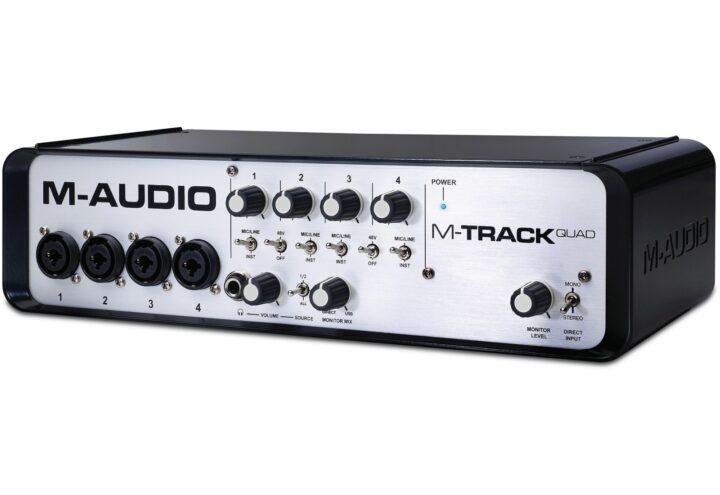 M-Audio Truck Quad