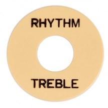 Wolfparts - płytka pod przełącznik Rhythm / Treble