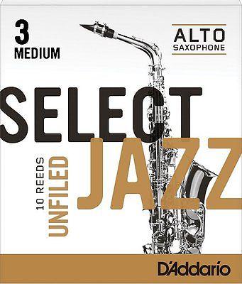 Rico Jazz Select 3M Alt