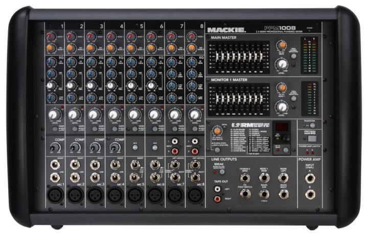 Mackie PPM 1008 - powermikser