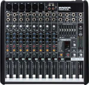 Mackie Pro FX 12 - mikser