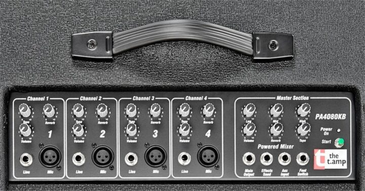 T.Amp PA4080KB