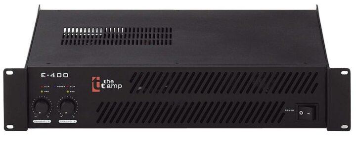 T.amp E400