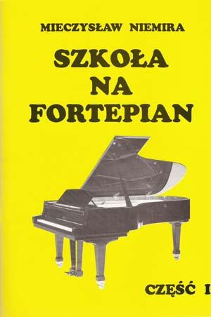 Szkoła na fortepian cz. 1, cz. 2.
