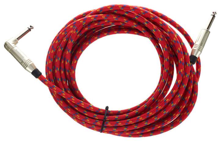 Harley Benton GC 6 PR Vintage Red