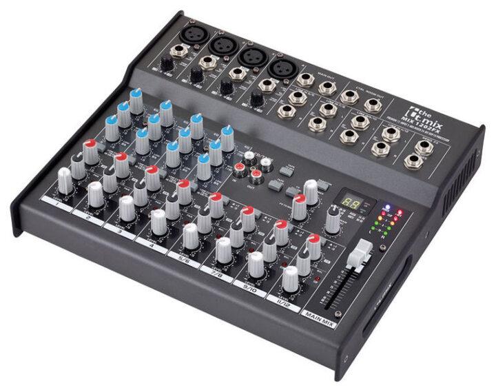 t.mix mix 1202FX – MIKSER