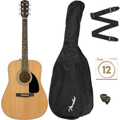 Fender FA-115 WN NAT ZESTAW