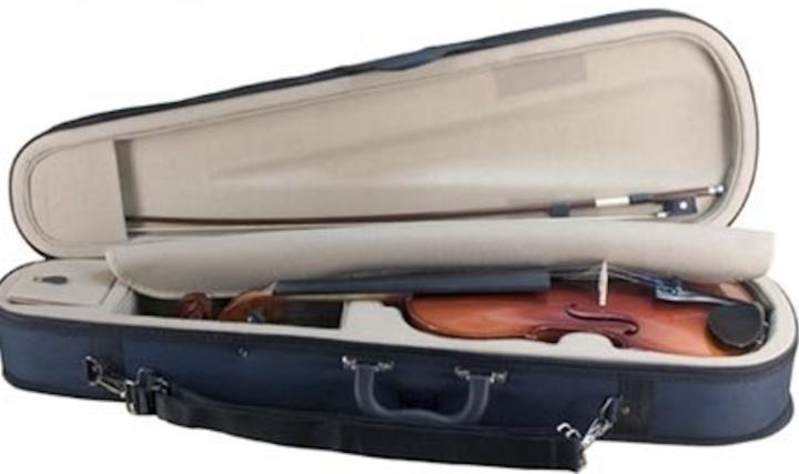 Suzuki FS-10 heban (komplet) skrzypce 1/2