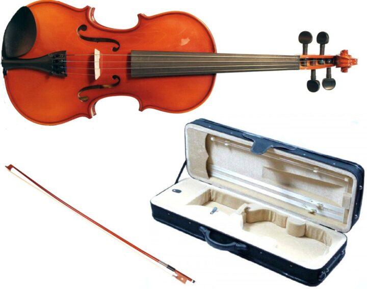 Suzuki FS-10 heban (komplet) skrzypce 4/4