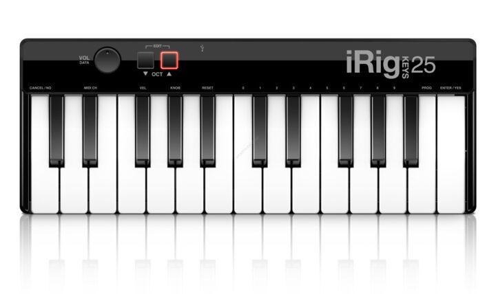 IK iRig Keys 25 KLAWIATURA STERUJĄCA MIDI